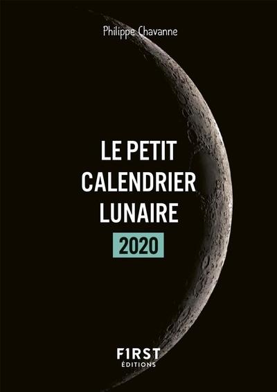 PETIT CALENDRIER LUNAIRE 2020