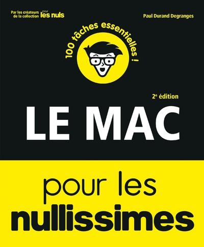 LE MAC POUR LES NULLISSIMES, 2ED