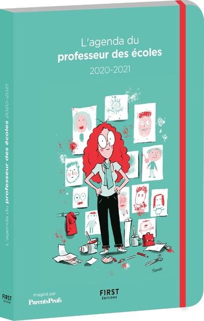 AGENDA DU PROFESSEUR DES ECOLES 2020-2021