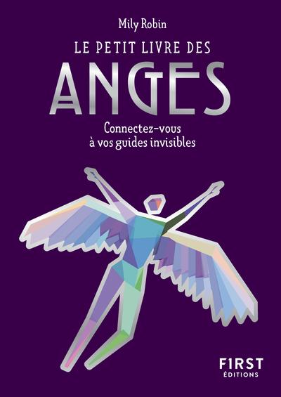 PETIT LIVRE DE - LES ANGES - CONNECTEZ-VOUS A VOS GUIDES INVISIBLES