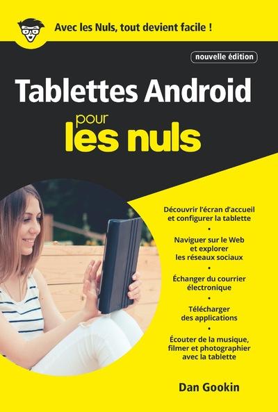 TABLETTES ANDROID POCHE POUR LES NULS, NE