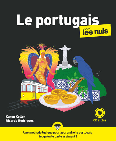 LE PORTUGAIS POUR LES NULS, 3E