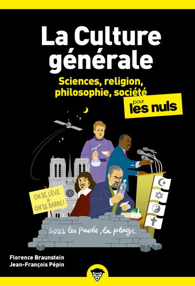 CULTURE GENERALE POCHE POUR LES NULS - TOME 2, NOUVELLE EDITION