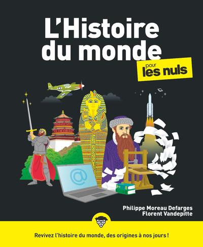 HISTOIRE DU MONDE POUR LES NULS, 3E