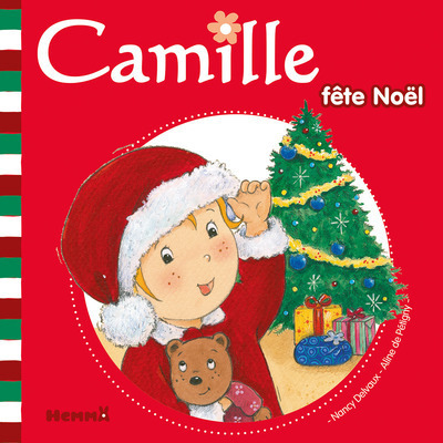 CAMILLE FETE NOEL - TOME 25B (FOND ROUGE)