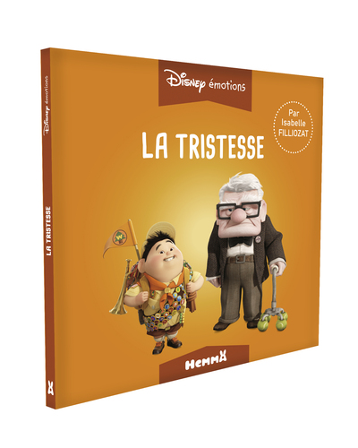DISNEY EMOTIONS LA TRISTESSE (LA-HAUT)