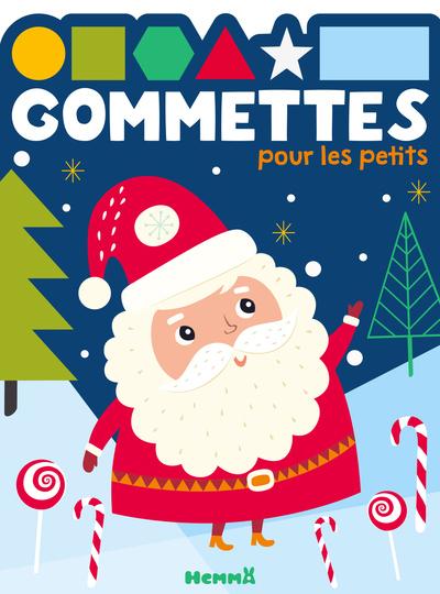 GOMMETTES POUR LES PETITS (PERE NOEL)
