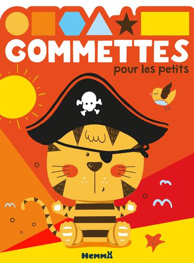 GOMMETTES POUR LES PETITS (TIGRE)
