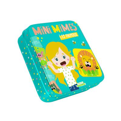 MON P'TIT HEMMA MINI MIMES - LES ANIMAUX
