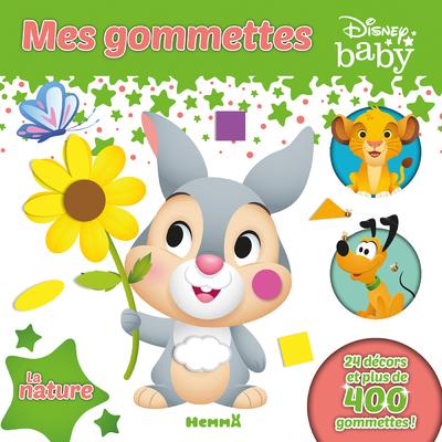 DISNEY BABY MES GOMMETTES - LA NATURE