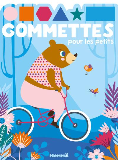 GOMMETTES POUR LES PETITS