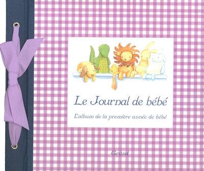 LE JOURNAL DE BEBE