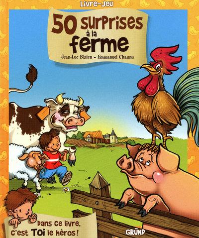 50 SURPRISES A LA FERME (NOUVELLE EDITION)