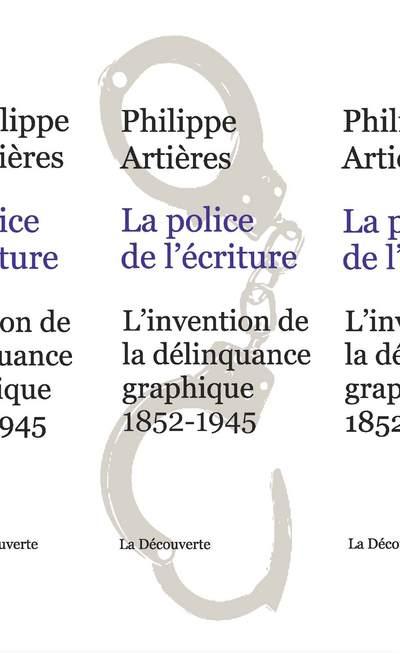 LA POLICE DE L'ECRITURE