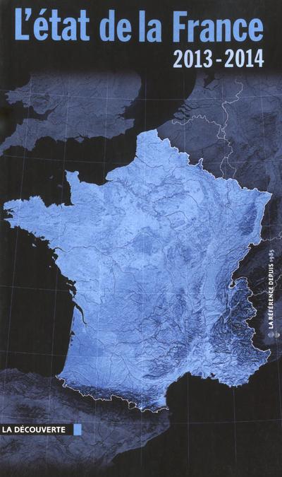 L'ETAT DE LA FRANCE 2013-2014