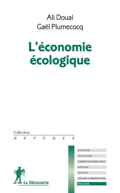 L'ECONOMIE ECOLOGIQUE