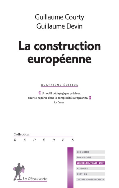 LA CONSTRUCTION EUROPEENNE - 4EME EDITION