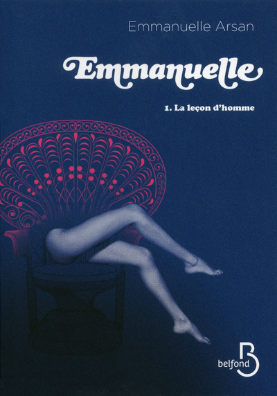 EMMANUELLE T1 LA LECON D'HOMME