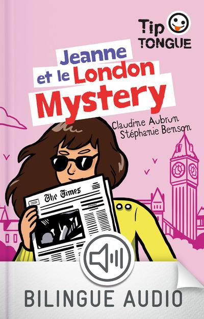 JEANNE ET LE LONDON MYSTERY-EFL3