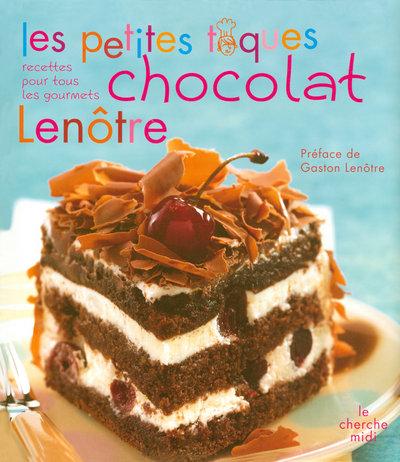 LES PETITES TOQUES CHOCOLAT LENOTRE