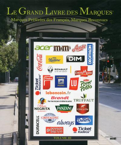 GRAND LIVRE DES MARQUES - NUMERO 3 - 2015
