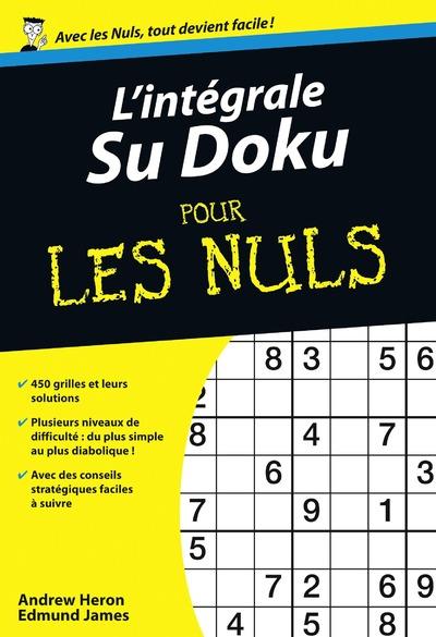 L'INTEGRALE SU DOKU POUR LES NULS