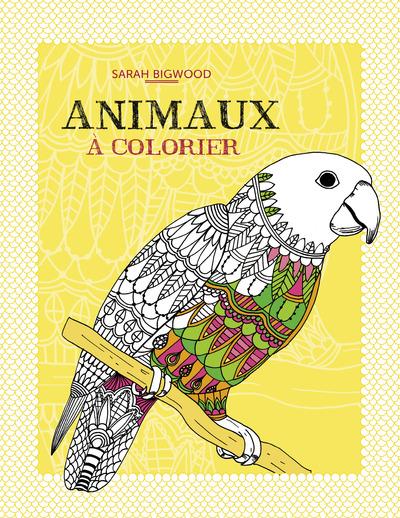 ANIMAUX A COLORIER
