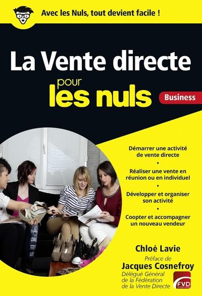 LA VENTE DIRECTE POCHE POUR LES NULS BUSINESS