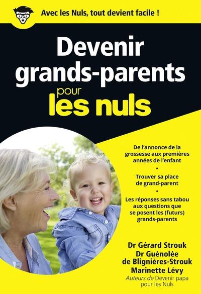 DEVENIR GRANDS-PARENTS POCHE POUR LES NULS