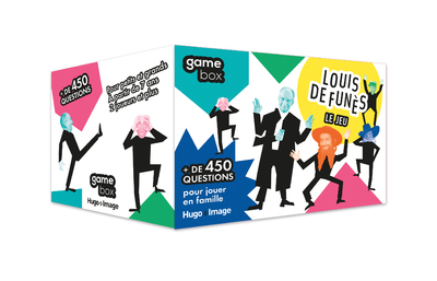 GAME BOX LOUIS DE FUNES