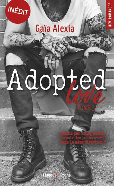 ADOPTED LOVE - TOME 3
