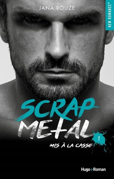SCRAP METAL - TOME 1 MIS A LA CASSE