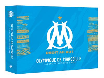 L'AGENDA-CALENDRIER OLYMPIQUE DE MARSEILLE 2021