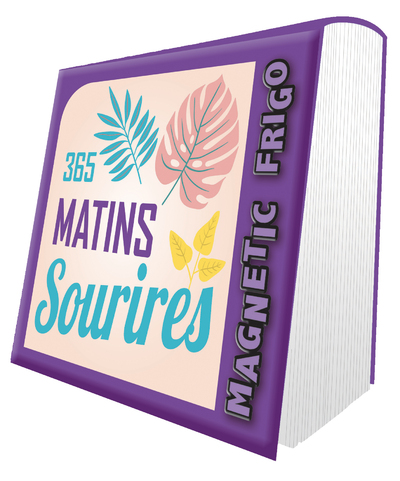 MAGNETIC FRIGO 365 MATINS SOURIRES 2021