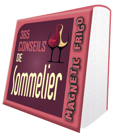 MAGNETIC FRIGO 365 CONSEILS DE SOMMELIER 2021