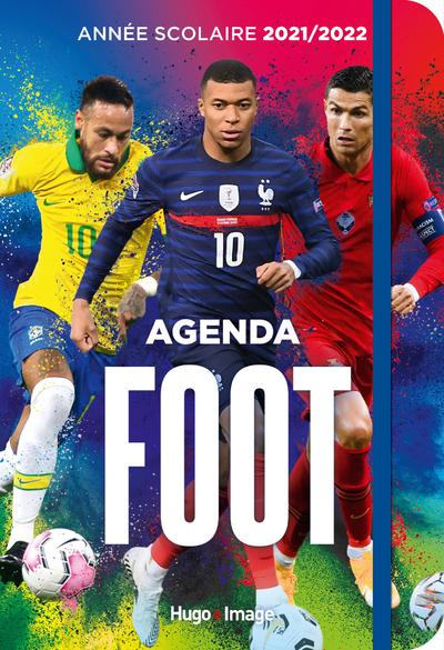 AGENDA SCOLAIRE FOOT 2021 - 2022