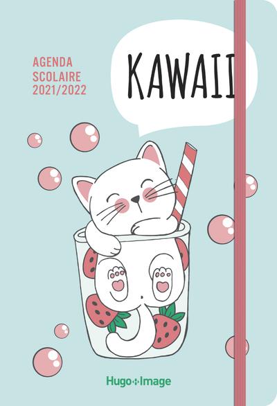 AGENDA SCOLAIRE KAWAI 2021 - 2022
