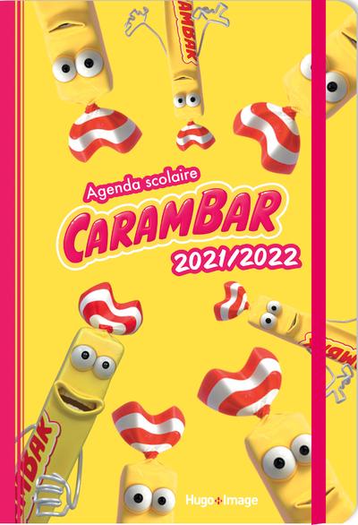 AGENDA SCOLAIRE CARAMBAR 2021 - 2022