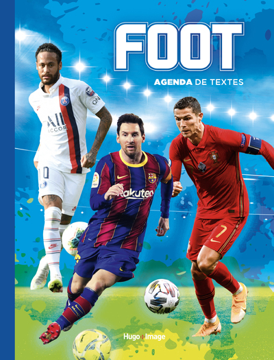 AGENDA DE TEXTE FOOT 2021 - 2022