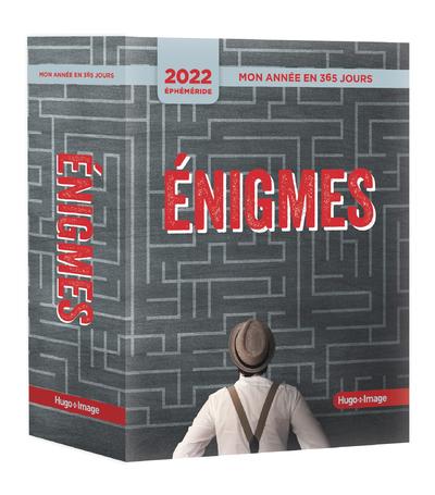 MON ANNEE 2022 - ÉNIGMES