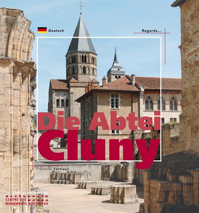 L'ABBAYE DE CLUNY -ALLEMAND-
