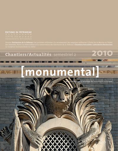 MONUMENTAL 2010-2 - LE PATRIMOINE DEFENSE