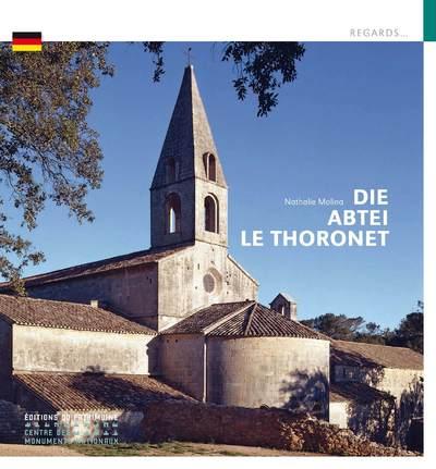 L'ABBAYE DU THORONET -ALLEMAND-