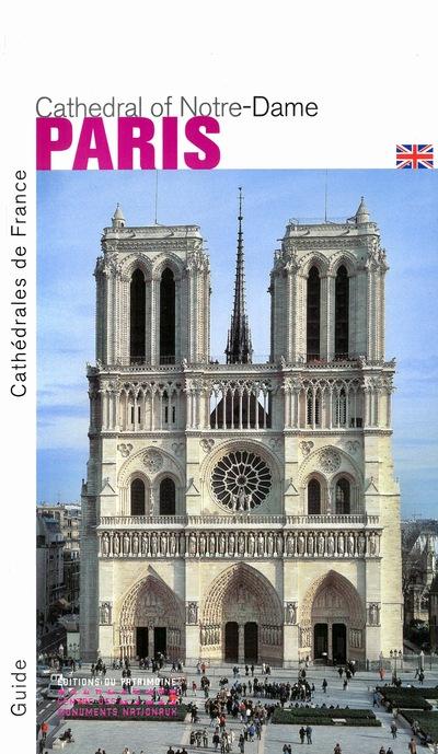 LA CATHEDRALE NOTRE-DAME DE PARIS -ANGLAIS-