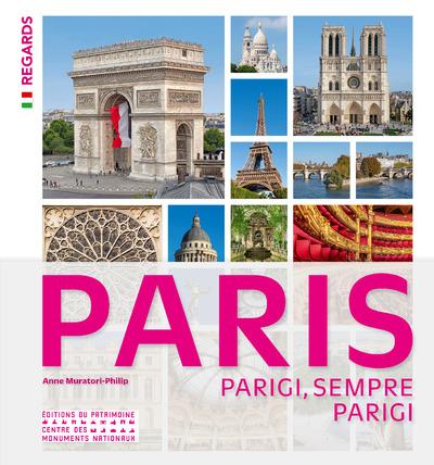 PARIS TOUJOURS -ITALIEN-