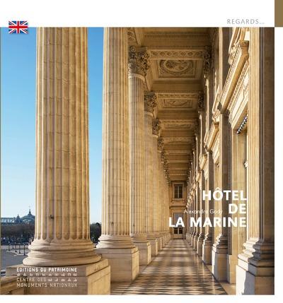 L'HOTEL DE LA MARINE -ANGLAIS-