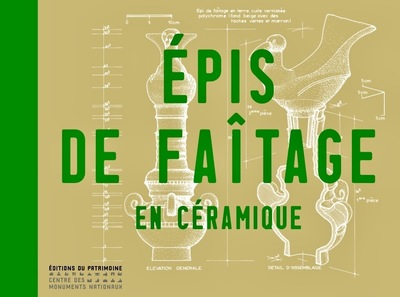 EPIS DE FAITAGE EN CERAMIQUE