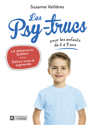 LES PSY-TRUCS POUR LES ENFANTS DE 6 A 9 ANS