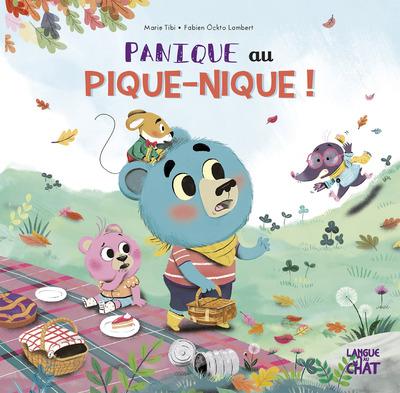PANIQUE AU PIQUE-NIQUE ! - DANS LE BOIS DE COIN JOLI
