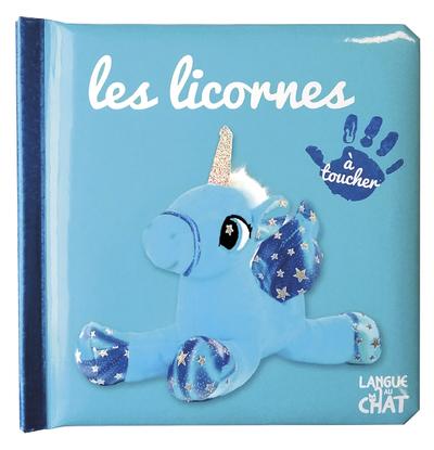 BEBE TOUCHE-A-TOUT LES LICORNES - TOME 32